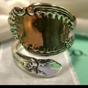 Antique1892 Tiffany & Company Richeliue Spoon/Ring